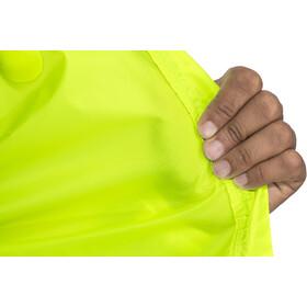 Castelli Squadra Jakke Herrer, yellow fluo